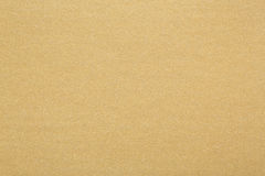 Sand colored paper texture with silver lining Stock Images