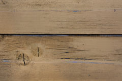 Sand colored wood texture. Sand yellow colored wood texture. Abstract background Royalty Free Stock Images