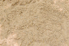 Sand for construction Stock Photography