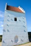 Sand-covered church (2), Skagen, Denmark Stock Image