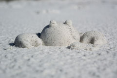 Sand Crab Toy Shape Royalty Free Stock Images