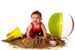 Sand Crawler Royalty Free Stock Photo