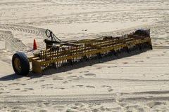 Sand, der Gerät siebt Lizenzfreie Stockfotografie