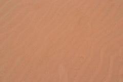 Sand in der Wüste, Hintergrund Lizenzfreies Stockbild
