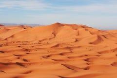 Sand desert Stock Image
