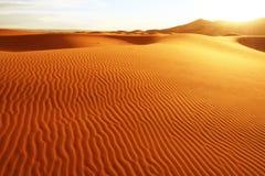 Sand desert Stock Photos