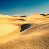 Sand desert Stock Photo
