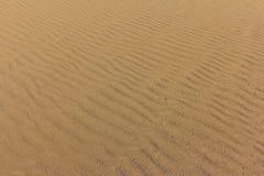 Sand in the desert Stock Photos