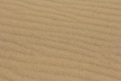 Sand in the desert Royalty Free Stock Images