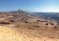 Sand desert under sun Stock Image