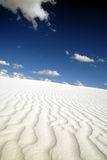 Sand Drifts Royalty Free Stock Photography