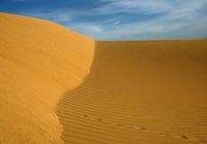 Sand Dune Royalty Free Stock Photos