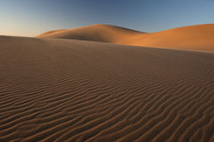 Sand dune 3 Stock Images