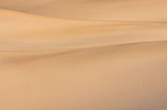 Sand Dune Abstract Royalty Free Stock Photography
