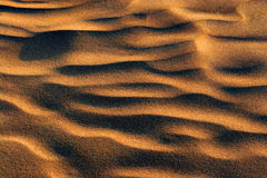 Sand dune background Royalty Free Stock Images
