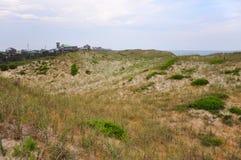 Sand Dune in Cape Hatteras, North Carolina Royalty Free Stock Photo