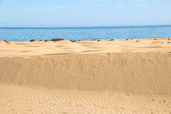 Sand Dune Desert Stock Photos
