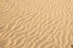 Sand Dune Desert Texture Royalty Free Stock Photo