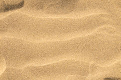 Sand Dune Desert Texture Royalty Free Stock Photography