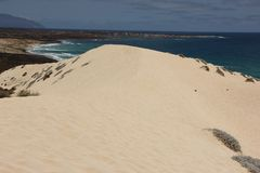 Sand Dune Royalty Free Stock Photo