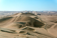 Sand Dune Landscape Royalty Free Stock Images