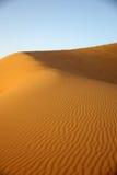 Sand dune, Libya Stock Images