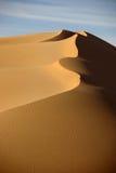 Sand dune, Libya Royalty Free Stock Image