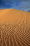 Sand Dune Pattern Stock Photos