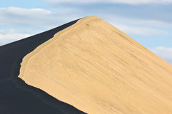 Sand Dune Peak Royalty Free Stock Photography