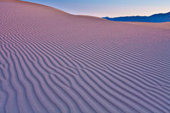 Sand Dune Ripples Stock Images