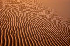 A sand dune Sossusvlei, Namibia, Africa Royalty Free Stock Photo