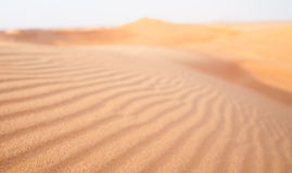 Sand Dune texture horizontal background royalty free stock photography