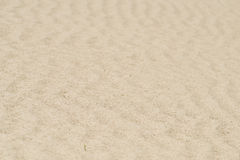 Sand dune texture Stock Photography