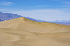 Death valley Royalty Free Stock Photo