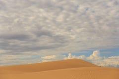 Sand dune at Vietnam. Red sand dune at Mui Ne Vietnam Royalty Free Stock Photo