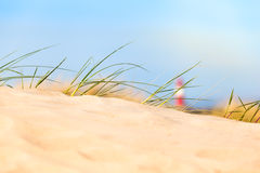 Sand Dune View Royalty Free Stock Photography
