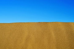 Sand dune Royalty Free Stock Photography