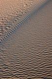 Sand Dunes. Walls of China, Lake Mungo NP, Australia Royalty Free Stock Image