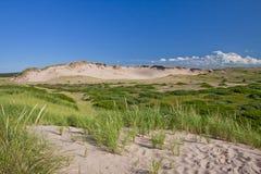 Sand Dunes Stock Image