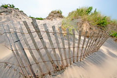 Sand dunes. Stock Photo