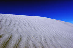 Sand dunes. In the beach of baja stock photos