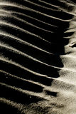 Sand dunes Royalty Free Stock Images