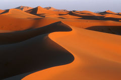 Free Sand Dunes Royalty Free Stock Photos - 4831468