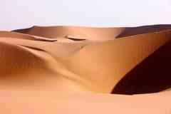Sand dunes Stock Photo