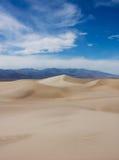 Sand dunes Stock Photography