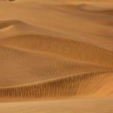 Sand dunes background. Namibian desert Stock Photography