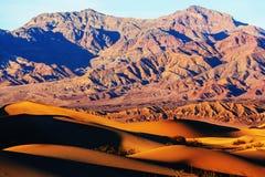 Sand dunes in California Stock Photo