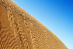 Sand Dunes in Death Valley California Stock Photos