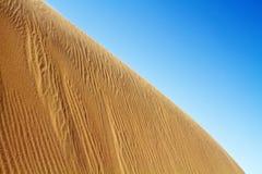 Sand Dunes in Death Valley California Stock Photos
