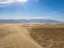 Death Valley Nevada Royalty Free Stock Image